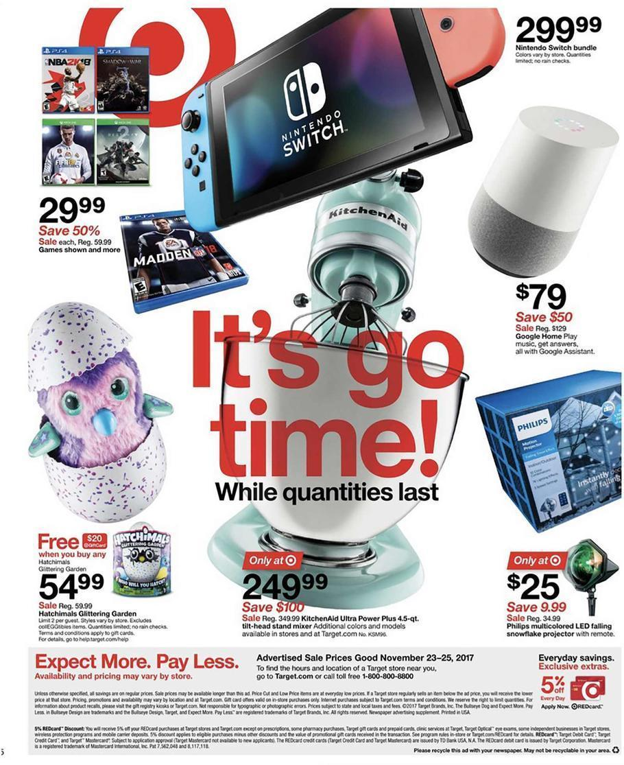 Black Friday Target S Sales And Offerings Popgeeks Com