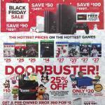 Black Friday: Gamestop's Sales And Offerings