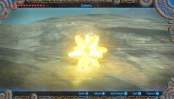 BOTW Star Fragment Farming - Star Fragment