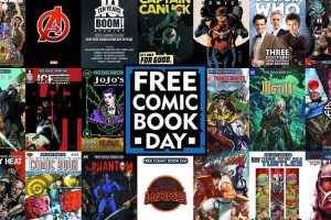A Very Early Look At Free Comic Book Day 2018