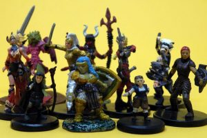 Women in Dungeons and Dragons: This is no Boy's Club – For Those About To Roll, We Salute You!