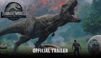 Watch The New Jurassic World: Fallen Kingdom Trailer