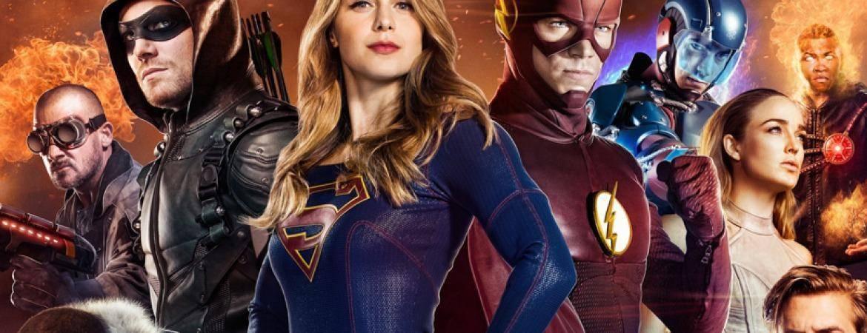 DC Comics CW
