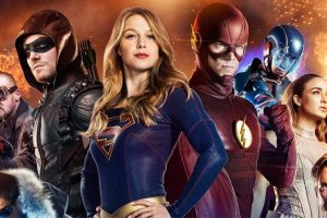 """CW DC Comics Heroes """"Suit Up"""" In New Video"""