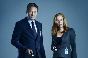 This Will Be Gillian Anderson's Final X-Files Season