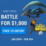 GamerzArena Hosting $1000 Fortnite Tournament