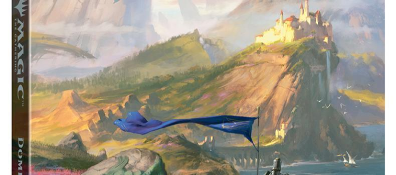 The Art Of Magic The Gathering: DOMINARIA Coming This Summer