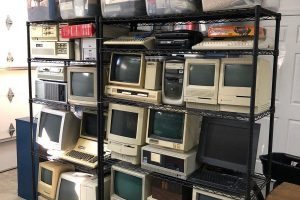 A Massive Collection Of Old Computers Is For Sale