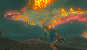 Dragon Farming Guide Legend Of Zelda Breath of the Wild