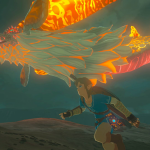 BOTW Dinraal Farming – Finding, Fighting, and Collecting From Dinraal In Breath Of The Wild