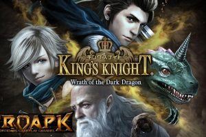 Final Fantasy XV Crossing Over With King's Knight – Wrath of the Dark Dragon