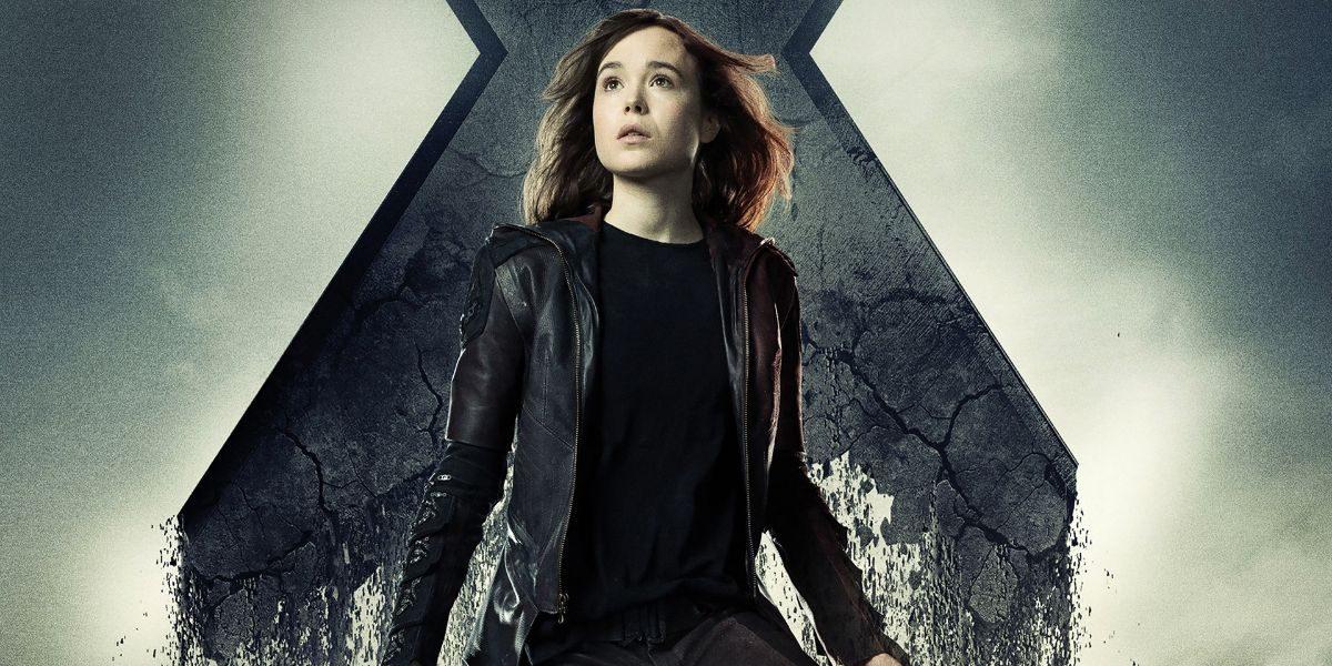 Ellen Page Kitty Pryde