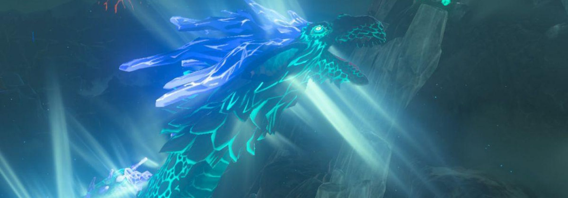BOTW Naydra Dragon Farming – Finding, Fighting, and Collecting From Naydra In Breath Of The Wild