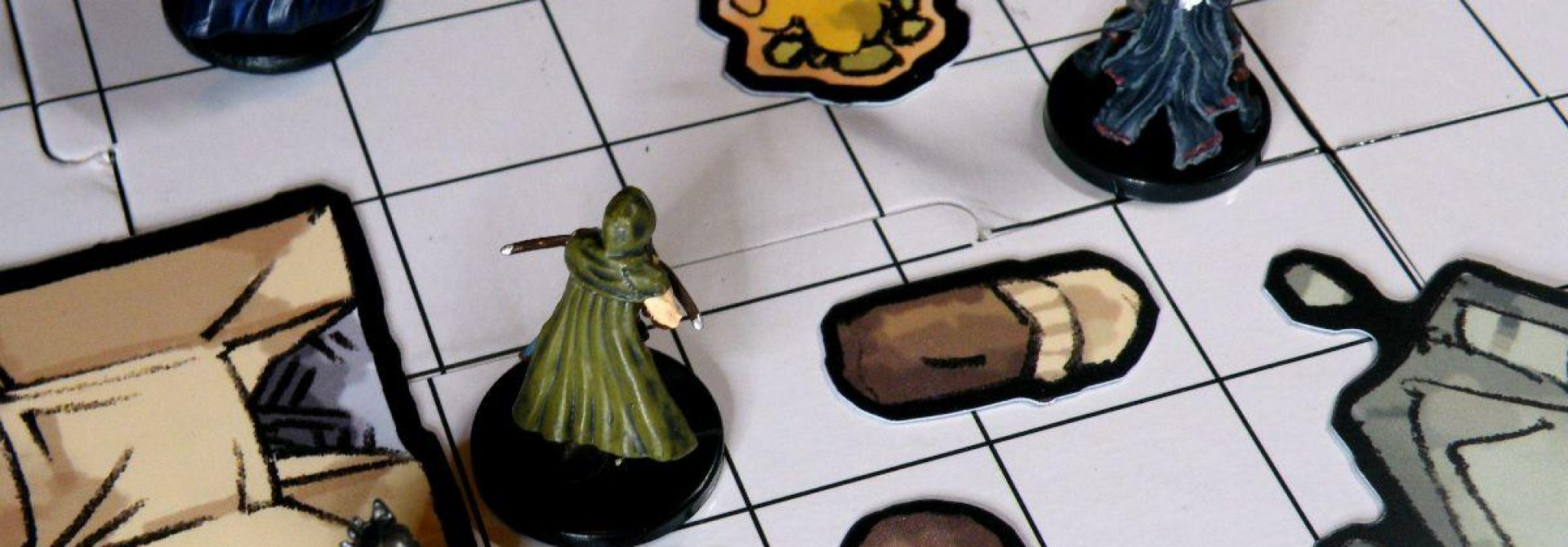 Geek Tank Games TableTop Tokens Review – For Those About To Roll, We Salute You!