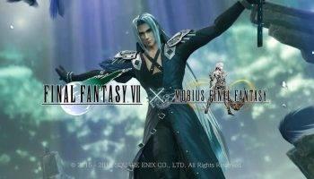 Sephiroth Enters Mobius Final Fantasy