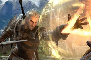 The Witcher 3's Geralt Is In Soul Calibur VI
