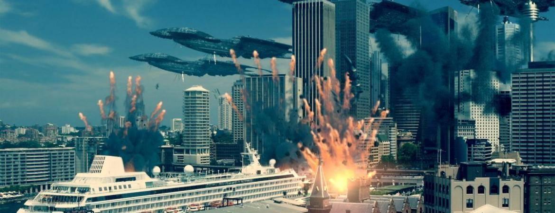 Battalion Alien Invasion Movie