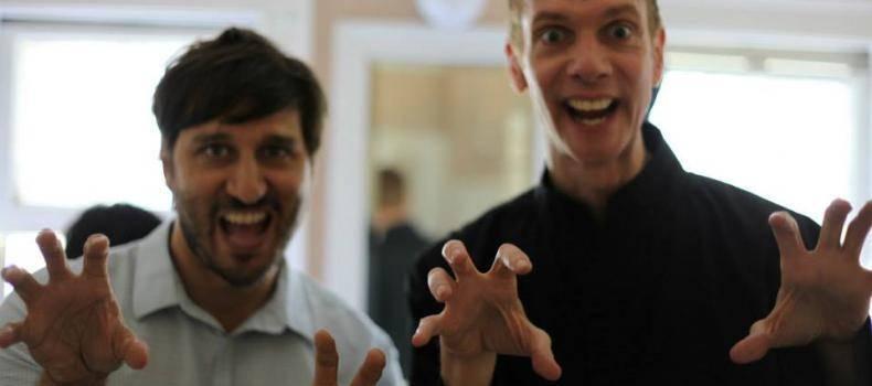 Nick Tana, Creator of Hell's Kitty-Interview