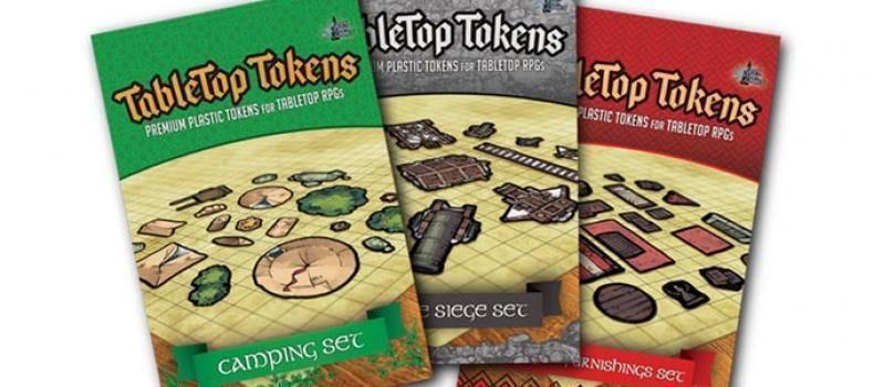 Geek Tank Games Tabletop Tokens Kickstarter in Final Stretch