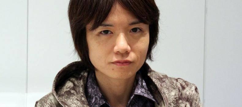 Masahiro Sakurai Will Direct The New Switch Smash Bros.