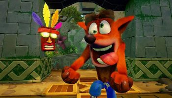 Crash Bandicoot Switch N Sane Trilogy