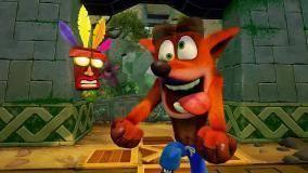 Crash Bandicoot Switch N Sane Trilogy