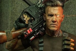 """Cable To Have """"Four-Movie Arc"""" Starting In Deadpool 2"""