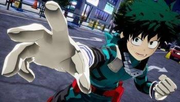 My Hero One's Justice Deku