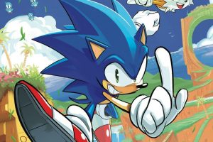 Sonic's Return To Comics Seems To Be Going Well