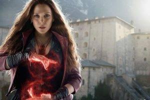 Elizabeth Olsen Wants Scarlet Witch Solo Film, Suggest House Of M Storyline