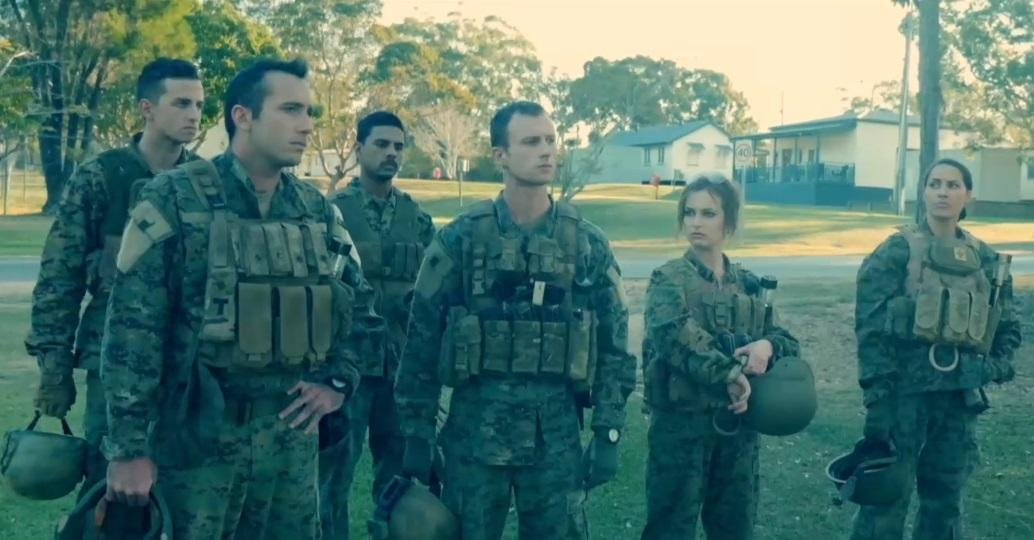 Michael Miller Director of Battalion Interview - Squad