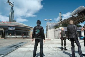Final Fantasy XV Downloadable Content Coming In 2019
