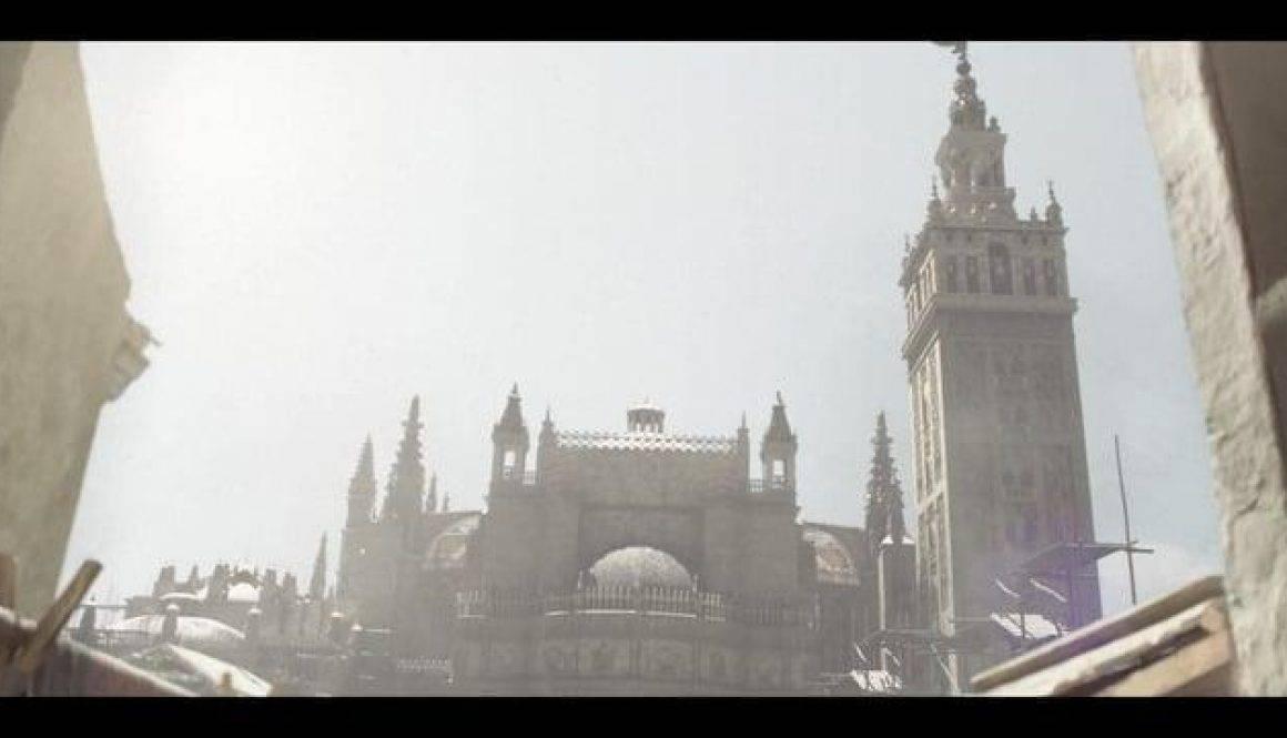 How A VFX Studio Rebuilt A 16th Century City