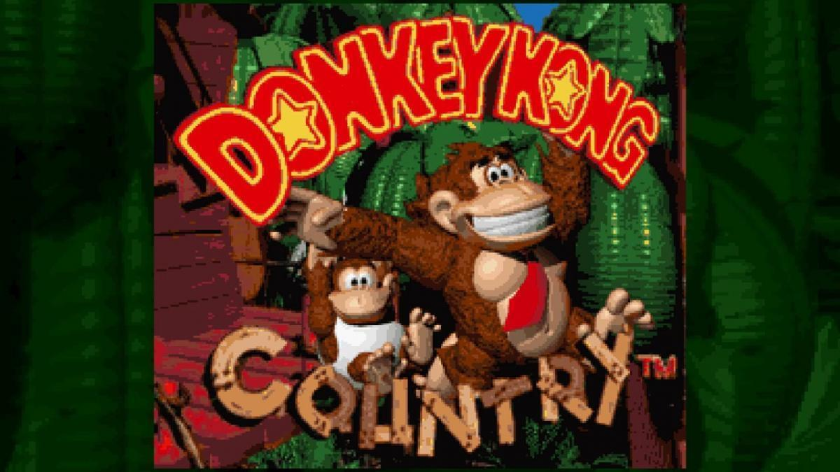 If Donkey Kong Country Used Classic Kong, It Would've ...