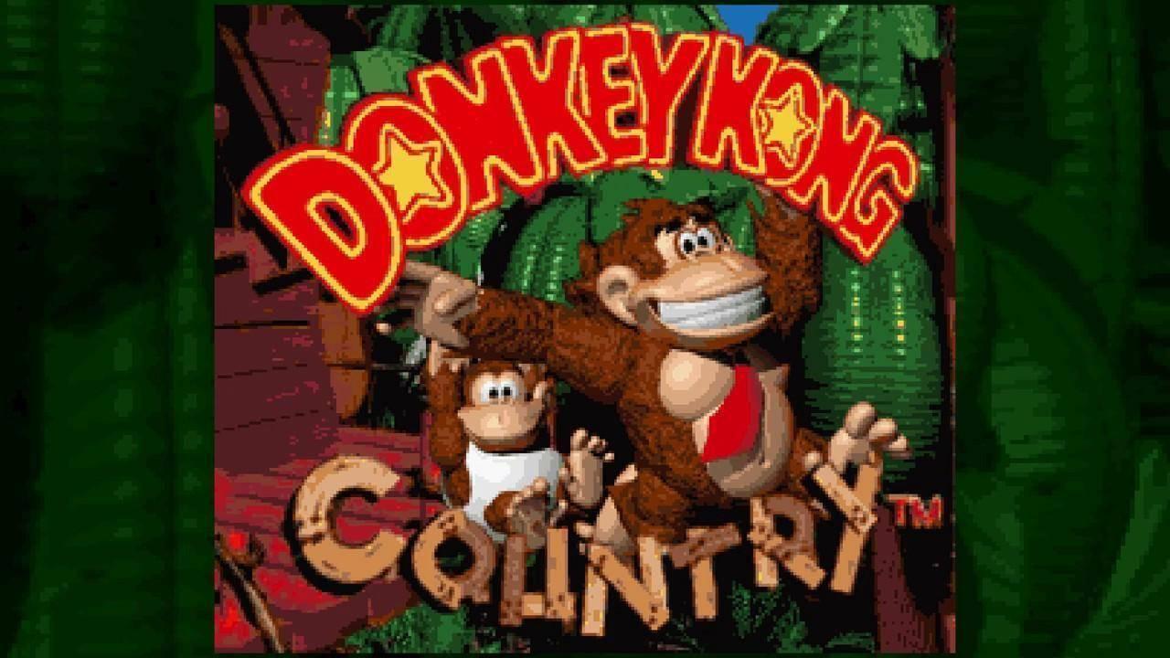 Donkey Kong Country If Donkey Kong ...