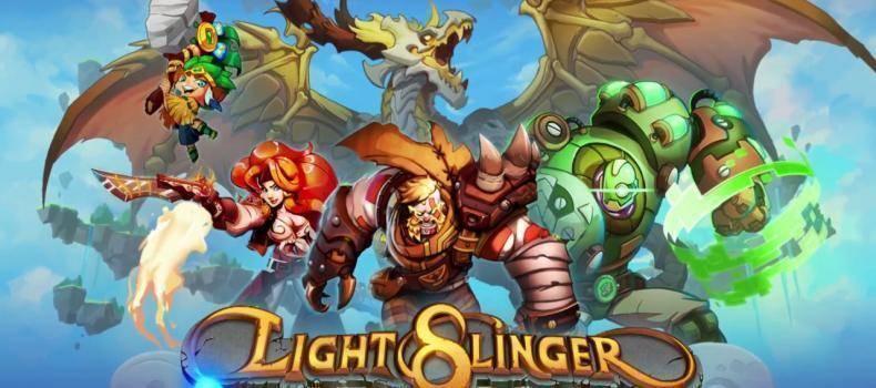 LightSlinger Heroes Releases April 25