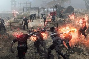 Metal Gear Survive Sales Figures Much Lower Than Expected In UK