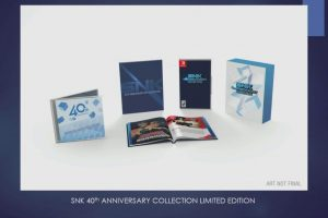 SNK 40th Anniversary Collection Announced