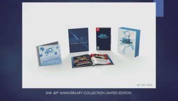 SNK collection 40th year