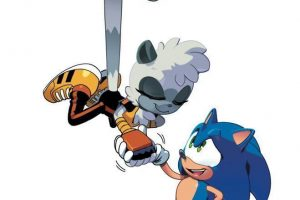 Sonic The Hedgehog #4 Is Sold Out Already