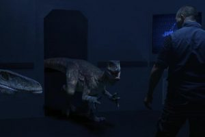 The Jurassic Games – Movie Review