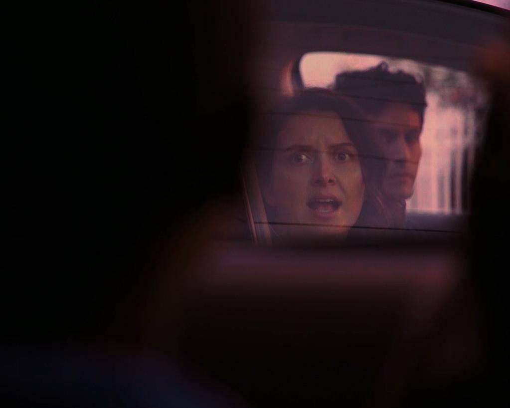 Ashley Lenz as Stef - End Trip Movie Review