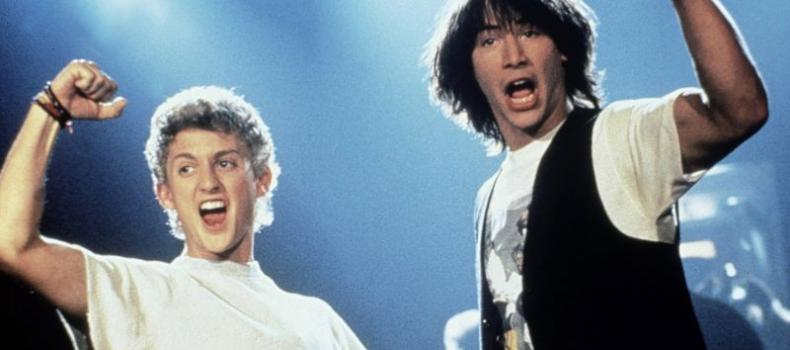 Bill And Ted 3 Is Most Excellently Happening, Dudes