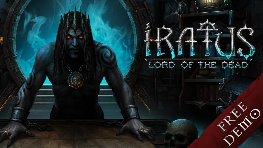 iratus lord of the dead первыйальфа-версии