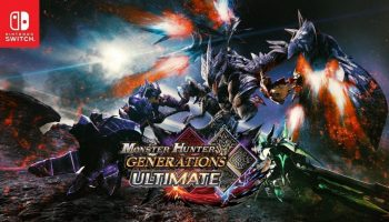 Monster Hunter Generations Ultimate Comes To Switch August 28