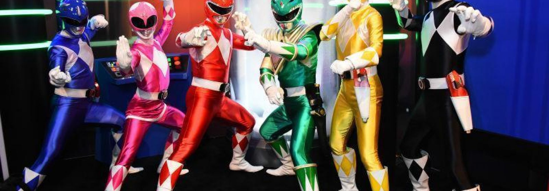 Hasbro Owns The Power Rangers Now