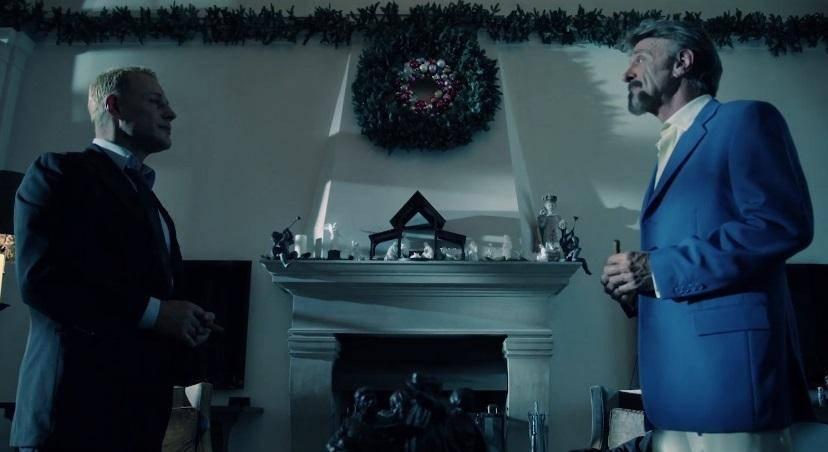 Louis Mandylor as Viktor - Astro Movie Review
