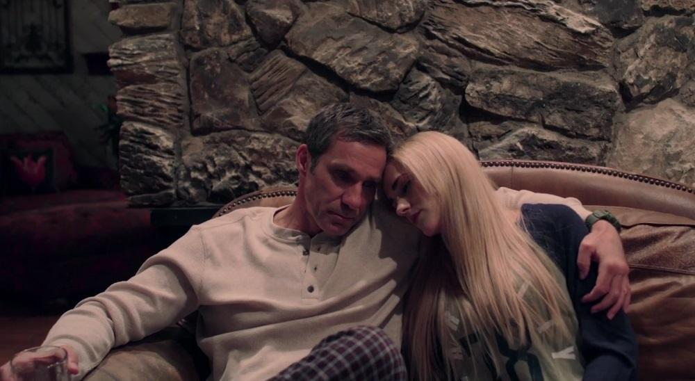 Gary Daniels as Jack; Courtney Ackbar as Laura Lee Adams - Astro Movie Review