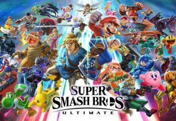 Smash Bros Ultimate details