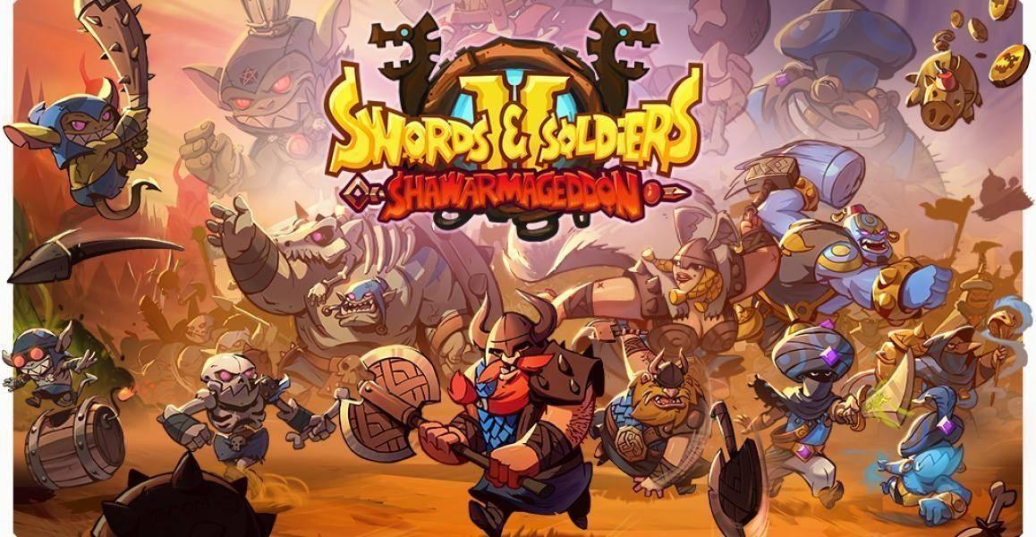 Swords & Soldiers II Shawarmageddon